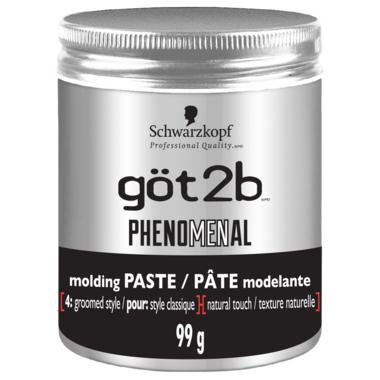 Schwarzkopf Got2b phenoMENal Molding Paste
