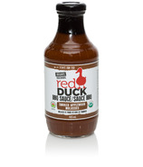 Red Duck Organic Smoked Applewood Molasses BBQ Sauce