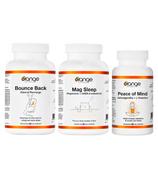 Orange Naturals Stress & Sleep Support Bundle