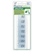 PharmaSystems Medium Pill & Vitamin Planner