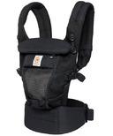 Ergobaby Adapt Cool Air Mesh Baby Carrier in Onyx Black