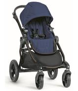 Baby Jogger City Select Stroller Cobalt with Black Frame
