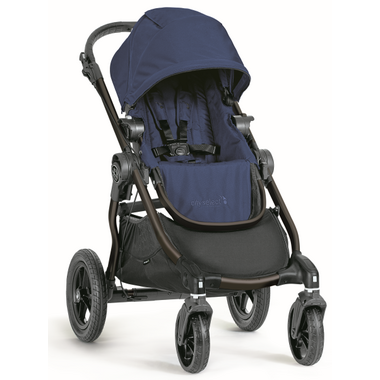 Baby Jogger City Select Stroller Cobalt with Black Frame