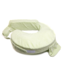 My Brest Friend Deluxe Nursing Pillow Green