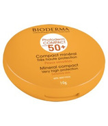 Bioderma Photoderm Compact Mineral SPF 50+ Light