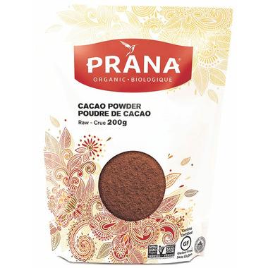 Prana Organic Raw Cacao Powder