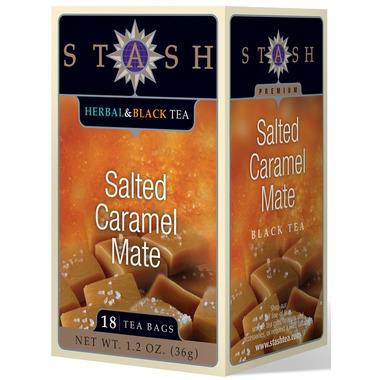 Stash Salted Caramel Mate Herbal & Black Tea