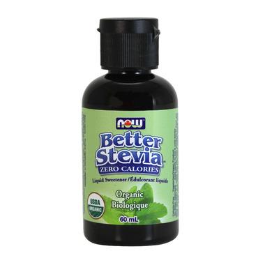 NOW Better Stevia Organic Liquid Sweetener