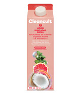 Cleancult Liquid Dish Soap Refill Grapefruit Basil