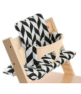 Stokke Tripp Trapp Cushion Black Chevron