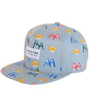 Headster Kids Mountain Lover Grey Cap