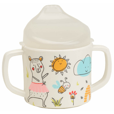 Sugarbooger Sippy Cup Clementine the Bear