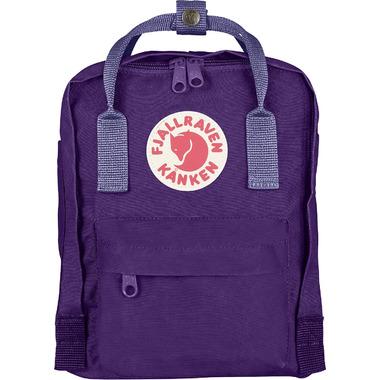 Fjallraven Kanken Mini Backpack Purple & Violet