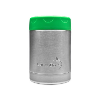 LunchBots Thermal Green