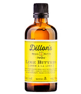 Dillon's Small Batch Distillers Lime Bitters