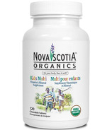 Nova Scotia Organics Kids Multi Vitamin & Mineral Supplement