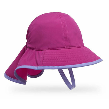 Sunday Afternoon Infant Sunsprout Hat Vivid Magenta