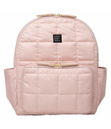 Petunia Pickle Bottom District Diaper Backpack Petal Pink