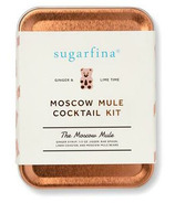 W&P Design The Carry on Cocktail Kit The Sugarfina Moscow Mule