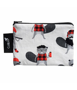 Colibri Reusable Snack Bag Small in Beavers