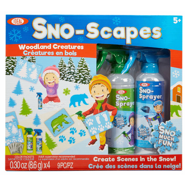 Ideal Sno Scapes Woodland Creatures