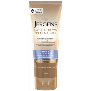 Jergens Natural Glow Firming Daily Moisturizer