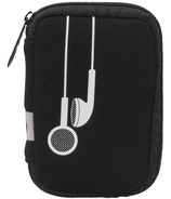 MYTAGALONGS Plug In Earbud Case