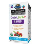 Garden of Life Dr. Formulated Probiotics Organic Kids+ Chewables