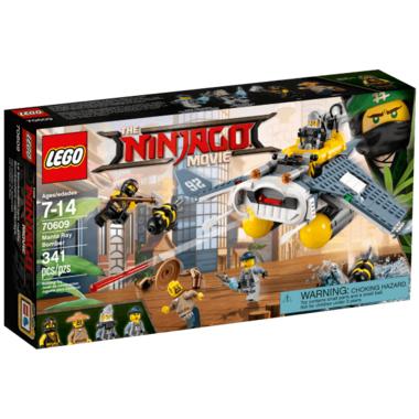 LEGO Ninjago Manta Ray Bomber