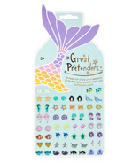 Great Pretenders Mermaid Sticker Carded Earrings
