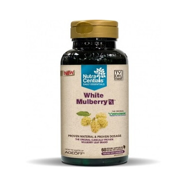 NutraCentials White Mulberry Nx with IMINOSOL