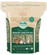 Oxbow Organic Meadow Hay Small Animal Hay