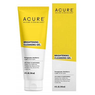 Acure Brilliantly Brightening Cleansing Gel