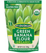 Let's Do...Organic Green Banana Flour
