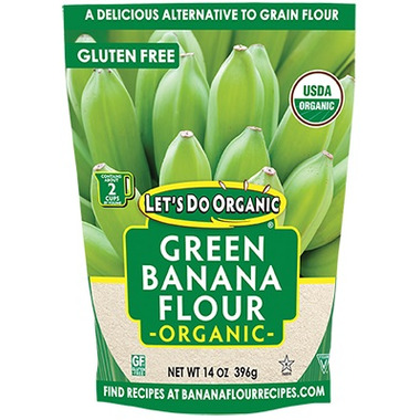 Let\'s Do...Organic Green Banana Flour