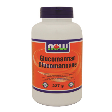 NOW Foods Glucomannan Powder