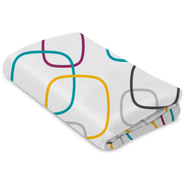 4Moms Breeze Plus Playard Sheet Multicolour