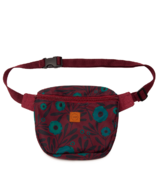 Ketto Fanny Pack Turquoise Poppy