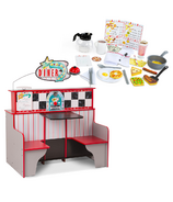 Melissa & Doug Star Diner Bundle