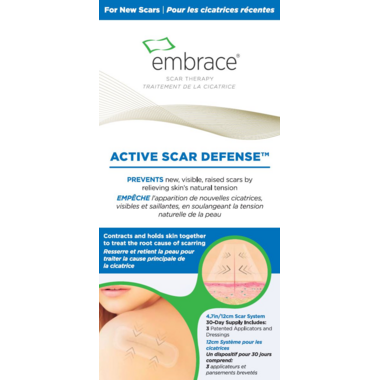Embrace Scar Therapy Active Scar Defense