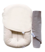 Snuggle Me Organic Lounger & Cover Bundle