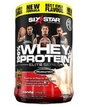 Six Star Pro Nutrition Whey Protein Plus Vanilla Cream