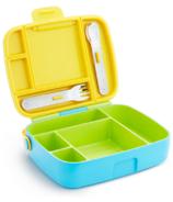 Munchkin Lunch Bento Box Green