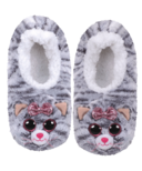 Ty Fashion Kiki The Cat Slipper Socks
