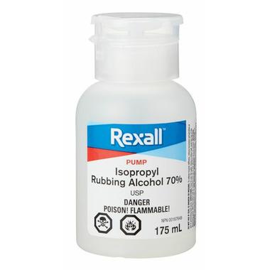 Rexall Isopropyl Alcohol 70% Pump