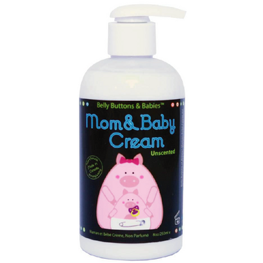 Belly Buttons & Babies Unscented Mom & Baby Cream