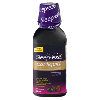 Sleep-eze Eze-Liquid Nighttime Sleep Aid