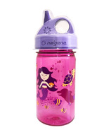 Nalgene Tritan Grip-n-Gulp Pink with Purple Mermaid