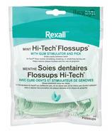 Rexall Dental Flosser Mint
