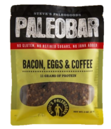 Steve's PaleoGoods Bacon, Eggs & Coffee PaleoBar